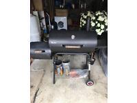 Landmann 31426 Kentucky Charcoal Smoker BBQ