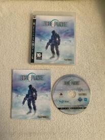 Lost Planet Extreme Condition Playstation 3 PS3 UK PAL Capcom Complete W/ Manual