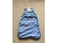 Baby sleeping bag 0-6 months 2.5 tog