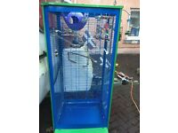 Large rat/bird cage