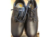 Mens steel toe cap shoes