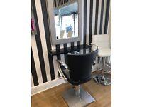 Hair salon furniture and Equipment