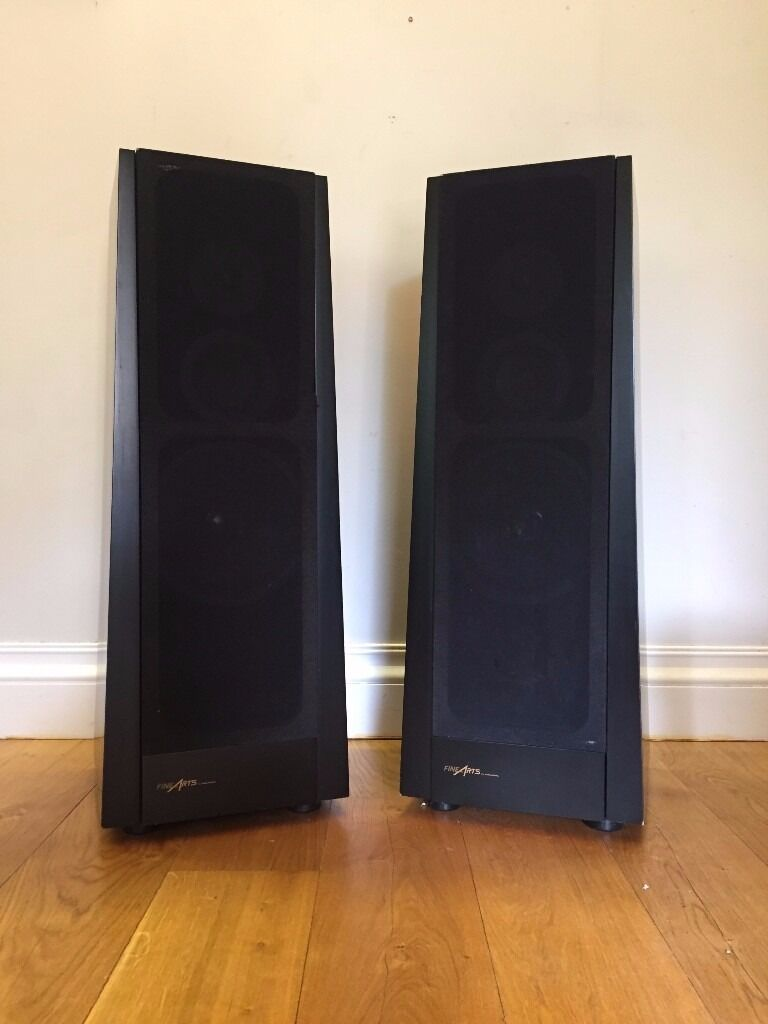 grundig fine arts speakers in kings langley hertfordshire gumtree. Black Bedroom Furniture Sets. Home Design Ideas