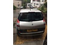 Renault scenic 1.5dci Long Mot Great family car