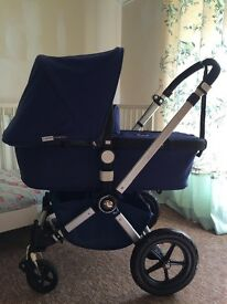 Bugaboo cameleon 2 pushchair inc carrycot superb bargain