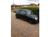 Mini cooper s r53 1.6 supercharged