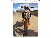 Ktm exc-f not crf yzf kxf Rmz cr DO NOT CONTACT ME IF YOU DONT HAVE MONEY OR A cr250