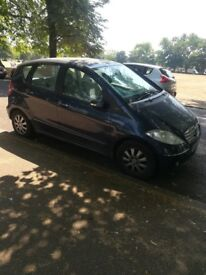 New shape Mercedes a class automatic gearbox start but not drive cheap car urgent sale need to go