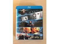 5 Movie Blu-Ray box set