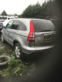 Honda CRV For Breaking All Parts Cheap To Clear