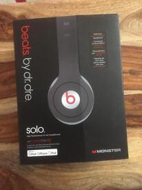 BEATS BY DR DRE EMPTY BOX ONLY