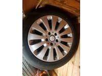 Mercedes 16inch wheels