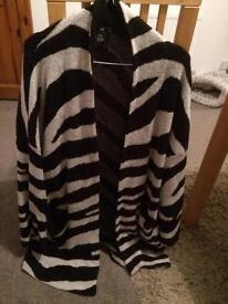Women's cardigan size xl