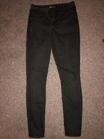 Newlook size 10 high waisted jeans