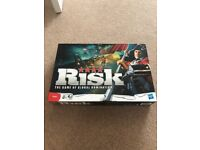 Brand new Risk board game
