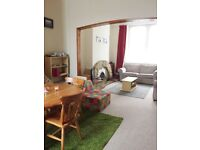SPACIOUS 2 BED HOUSE WITH ENCLOSED REAR GARDEN IN CANTON, CLOSE TO CHAPTER ARTS.