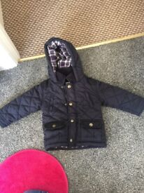 Baby boy jasper conran coat 12/18 months