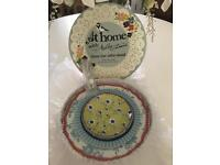 """Three Tier Cake Stand BNIB by """"At Home With Ashley Thomas"""""""