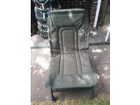 Carp fishing chairs.