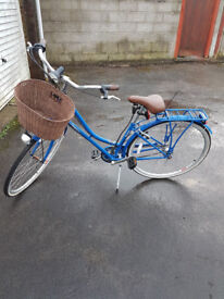 to sell almost a new bike
