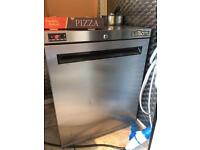 Williams stainless steel freezer