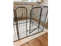 Heavy Duty Dog Pen (Barkshire) Unused (though out of the box)