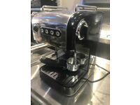 DUALIT ESPRESSO-AUTO COFFEE MACHINE AS NEW (RRP £250) QUICK SALE £75