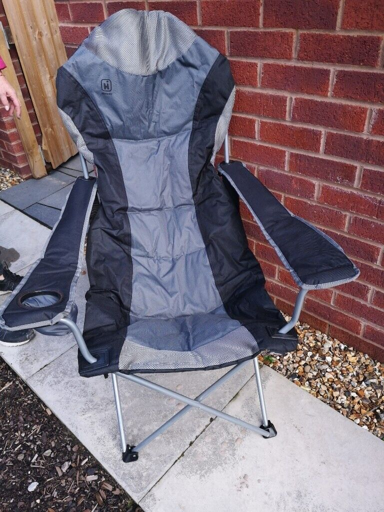 Enjoyable Higear Camping Chairs From Go Outdoors In Sale Manchester Gumtree Machost Co Dining Chair Design Ideas Machostcouk