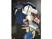 Clothes for girl 12-18 months, bundle. Next, Gap, Mamas and Papas, Ted Baker.