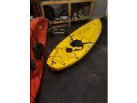 Wilderness ripper kayak