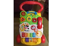 V-tech baby's walker