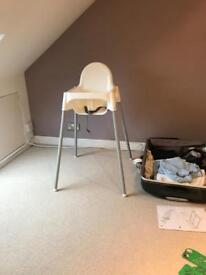 Ikea antilope high chair