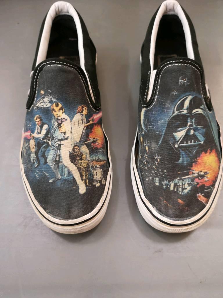 e656778059dba5 Star Wars Vans A New Hope