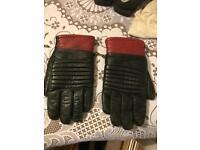 Ski Gloves Vintage