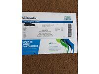 Standing Ticket for Galantis The Aviary Tour SEC Glasgow