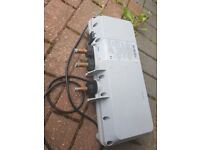 Aqualisa quartz digital processor (pumped )box
