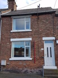 3 BEDROOMED HOUSE FOR RENT FURNISHED AT BOWBURN 3 MILES FROM DURHAM