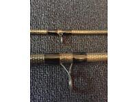 North western Kevlite 12 ft x 1.5lb specialist fishing rod