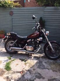 Yamaha, Virago 125cc - **EXCELLENT CONDITION**