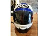 Arai Viper GT motorbike helmet