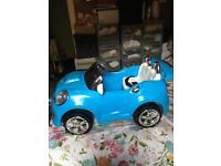 6v kids electric car
