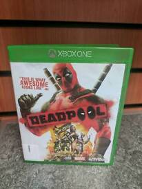 "XBOX ONE GAME ""DEADPOOL"""