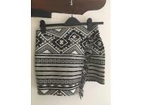 Top shop mini skirt size 6