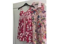 Girls Summer clothes large bundle, mainly ages 7 and 8, bargain!