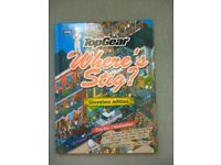 Where's Stig? Travel fun book