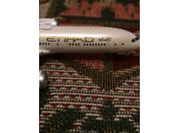 Etihad Airways Boeing 787-9 Dreamliner 1/500 scale HERPA