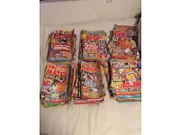 136 match and match of the day magazines
