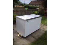 GRAM CF410 Chest Freezer £200