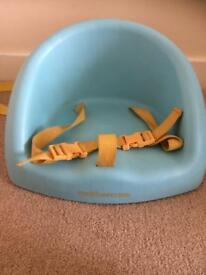 Mothercare dining booster seat