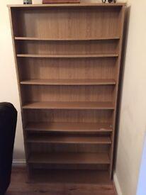 DVD / Book Shelf
